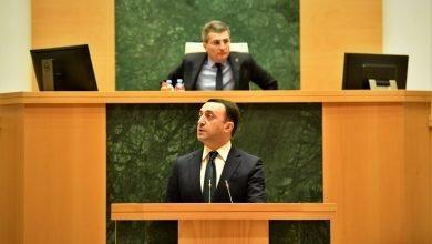 Photo of Политики оценивают выражение доверия кабинету Ираклия Гарибашвили
