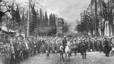 Photo of History | Soviet Russia Invaded Georgia 100 Years Ago