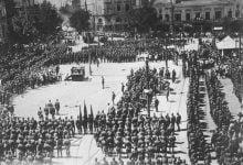 Photo of 25 თებერვალი, 1921:  დედაქალაქი საბჭოთა ჯარებმა დაიკავეს