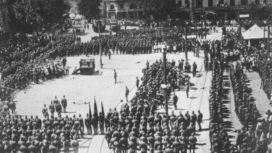 Photo of სოციალისტ-ფედერალისტური პარტიის ლიდერთა ნაწილი საქართველოში საბჭოთა ხელისუფლების დამყარებას მიესალმა