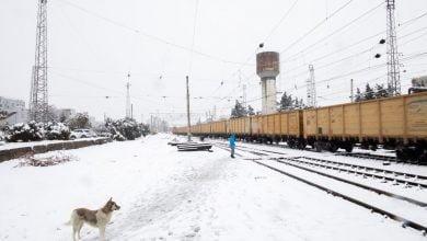 Photo of Фоторепортаж: Первый снег в Тбилиси в этом году