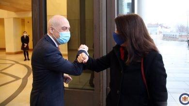 Photo of Действующий председатель ОБСЕ находится с визитом в Грузии