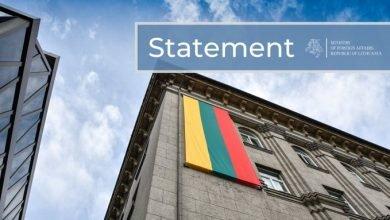 Photo of У Литвы возникли вопросы по поводу «избирательного правосудия» в Грузии