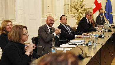Photo of Reports: Six Points Discussed During EU Mediated Talks