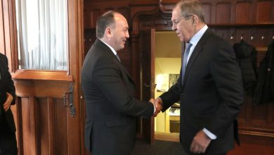 Photo of Russian FM Lavrov Hosts Abkhazia's Kove in Moscow